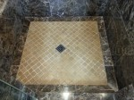 Marble shower San Marcos cleaning sealing